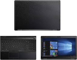 Amazon Com Decalrus Protective Decal For Dell Latitude 5580 15 6 Screen Laptop Black Carbon Fiber Skin Case Cover Wrap Cfdelllatitude5580black Computers Accessories