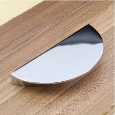 handle silver drawer cabinet pull