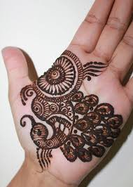 Easy Mehndi Designs For Kids Step By Step Front