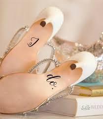 I Do Heel Decals Wedding Shoe Decal Wedding Shoes Etsy