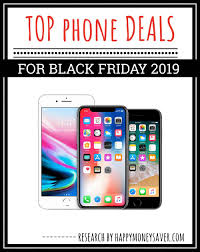top black friday phone deals for 2019