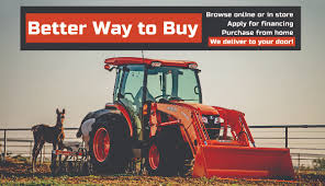 tractor package deals at coleman