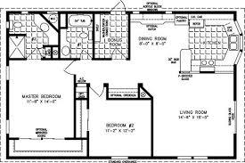 800 sq ft 2 bedroom cottage plans