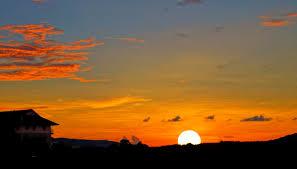 Papel de parede : Pôr do sol, natureza, nascer do sol, modelagem ...