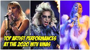 Performances At The 2020 MTV VMAs ...