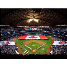 Fathead Toronto Blue Jays Giant Removable Wall Mural