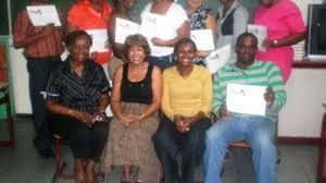 Parents at Hillside Christian School awarded certificates