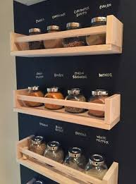 18 ways to ikea spice racks