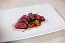 pan fried bison hanger steak how to
