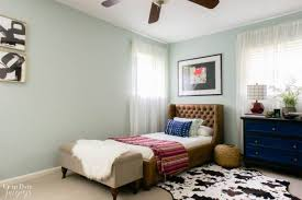 An Easy Eclectic Teen Boy Bedroom Refresh Up To Date Interiors