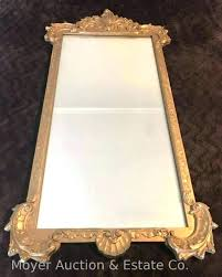 large gold framed mirrors tukangers