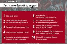 Coronavirus, le precauzioni per fronteggiare l'emergenza