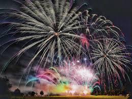 the best firework displays for bonfire