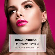 dinair airbrush makeup kit review the