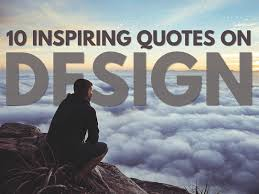 design quotes to fire up your next presentation project