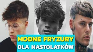 Fryzury Dla Nastolatkow 2020 Modne I Meskie Ciecia Dla Chlopakow