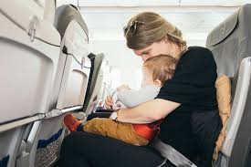 flying with a newborn prepare for an
