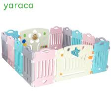 Baby Playpens Fencing For Children Baby Safety Fence Safety Barriers For Child Playpen Play Yard Indoor Plastic Fence Kids Baby Playpen Fence Playpen Fencefencing For Children Aliexpress