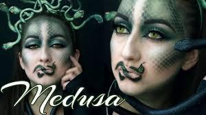 medusa snake makeup tutorial you