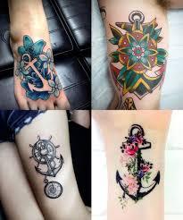 Tatuaz Kotwica 12 Wzorow Tatuazy