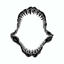 Great White Shark Jaws Vinyl Car Decal Sticker Ebay