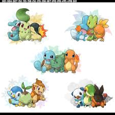 Grass, Fire, Water which starters do you like best?! - Off-Topic ...