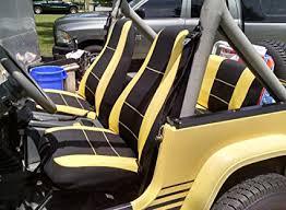 seat cover custom fits jeep wrangler