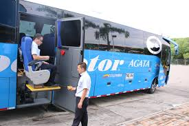 Llegaron los buses de Coomotor intermunicipales con rampa para personas con  movilidad reducida | Jeanoticias