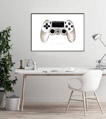 Just 5 More Minutes Kids Print Gamer Art Console Art Etsy