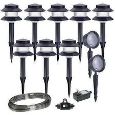outdoor led path lights low voltage