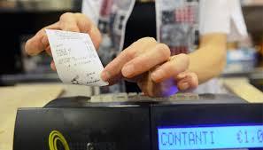 Lotteria degli scontrini, il 7 agosto la prima estrazione ...