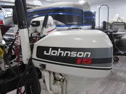 1994 johnson 15 hp tiller long shaft