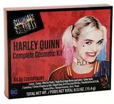 harley quinn makeup kit squad