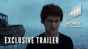 THE WALK - Official IMAX Trailer - YouTube
