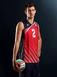 Aaron Russell - Aaron Russell Photos - USA Indoor Volleyball Portrait Shoot  - Zimbio
