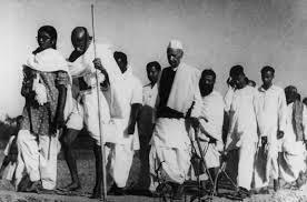 Mirror View Of Myself!! :): Gandhi Satyagraha movement