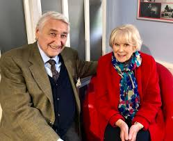 """BBC Doctors on Twitter: """"We were delighted to have the wonderful Bruce  Montague and Wendy Craig on set with us today. A lovely reunion for fans of  the legendary BBC sitcom Butterflies."""