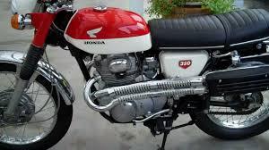 1968 honda cl 350 you