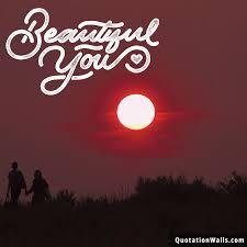 beautiful you love whatsapp dp