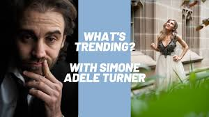 What's Trending? With Simone Adele Turner - YouTube