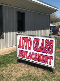 auto glass repair replacement