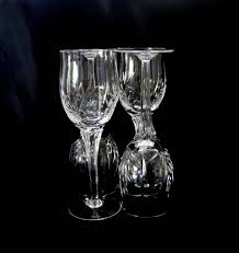 wine glasses waterford marquis set of 4