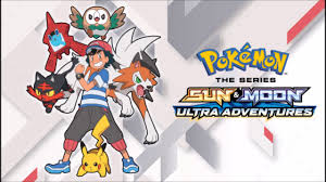 Pokemon Sun and Moon Ultra Adventures Opening Theme Song ...