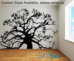 Family Tree Vinyl Wall Decal Sticker Ac126 Stickerbrand