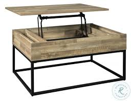 gerdanet natural lift top coffee table