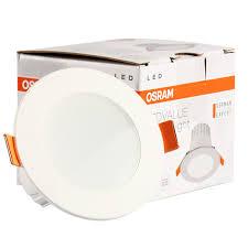 Đèn LED Âm Trần Ánh Sáng Trắng OSRAM (2.5Inch) (3.3W) (3000K)