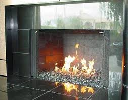 homemade fireplace glass cleaner