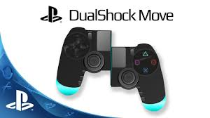 DualShock Move - PlayStation 5 ...