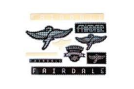 Fairdale Prism Bmx Decal Sticker Set Bmx Guru Com
