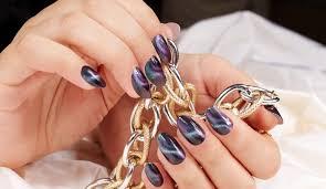 sculpted nails acrylic nails hmm